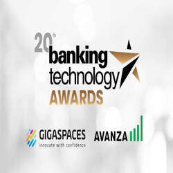 Avanza Bank Wins Banking Technology Award-with GigaSpaces