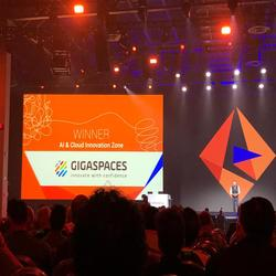 GigaSpaces #1 – The Winner of AI & Cloud Innovation in Informatica World
