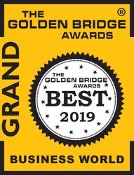 GigaSpaces InsightEdge honored as Gold winner in the 11th Annual 2019 Golden Bridge Awards®